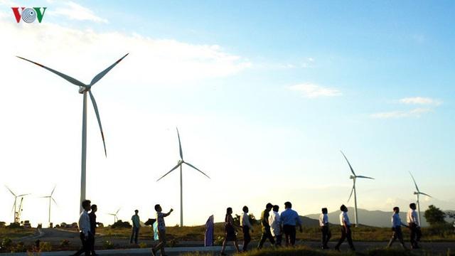 Đề xuất đưa 3.400MW điện gió Kê Gà vào Quy hoạch Điện quốc gia - Ảnh 1.