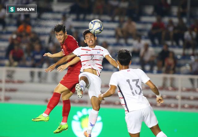 Gài bẫy hạ Campuchia đậm đà, thầy Park tạo lợi thế lớn cho Việt Nam ở chung kết SEA Games - Ảnh 1.