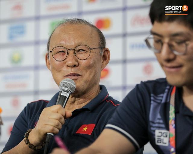 HLV Park Hang-seo: Thắng U22 Campuchia không quá khó khăn  - Ảnh 1.