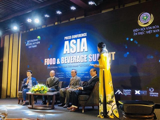 Ngành F&B Việt Nam phát triển nóng từng năm, song tỷ suất lợi nhuận so với thế giới còn rất thấp - Ảnh 1.