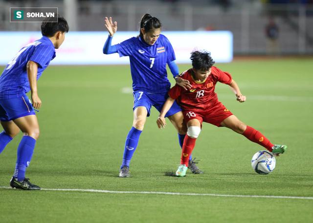 Hạ Thái Lan bằng độc chiêu, Việt Nam giành tấm HCV SEA Games sau trận cầu vô cùng quả cảm - Ảnh 1.