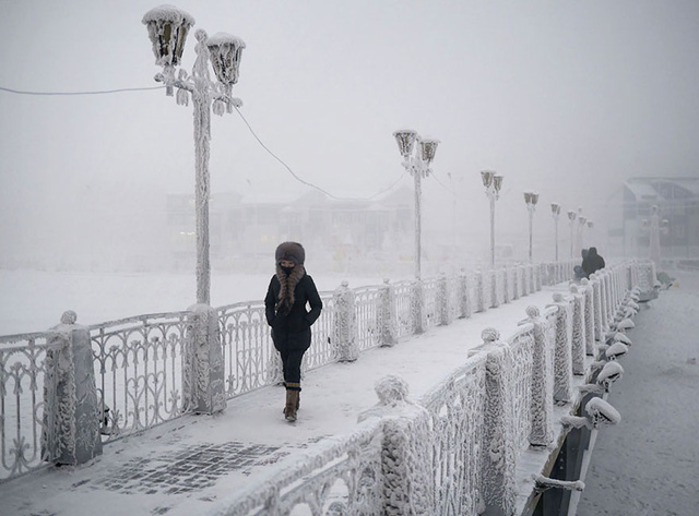 Ghé thăm ngôi làng lạnh nhất thế giới, nhiệt độ xuống tới -71,2 độ C hở cái gì ra là đóng băng cái ấy - Ảnh 13.