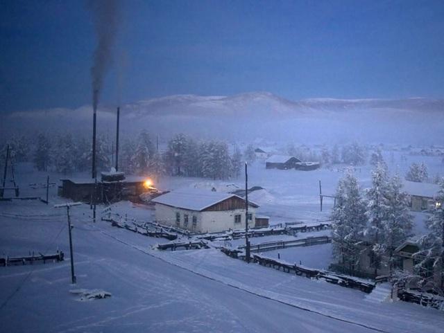 Ghé thăm ngôi làng lạnh nhất thế giới, nhiệt độ xuống tới -71,2 độ C hở cái gì ra là đóng băng cái ấy - Ảnh 17.