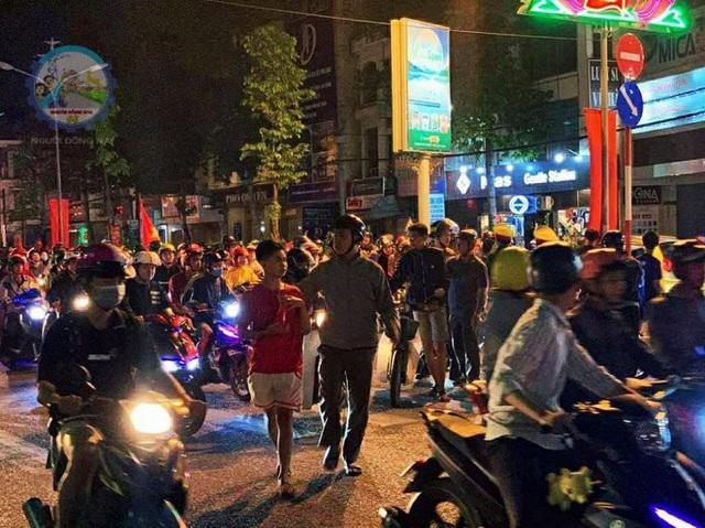"""Hàng loạt xe máy """"đi bão"""" sau trận thắng của U22 Việt Nam bị tạm giữ - Ảnh 3."""