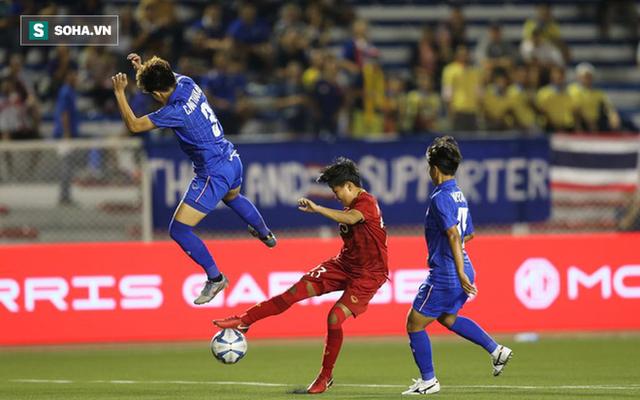 Hạ Thái Lan bằng độc chiêu, Việt Nam giành tấm HCV SEA Games sau trận cầu vô cùng quả cảm - Ảnh 3.
