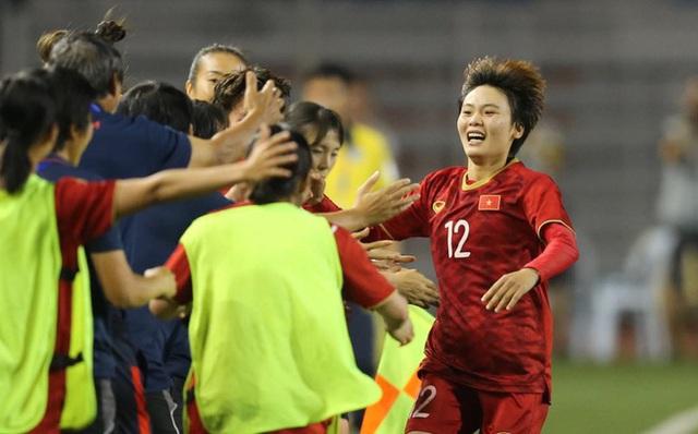 Hạ Thái Lan bằng độc chiêu, Việt Nam giành tấm HCV SEA Games sau trận cầu vô cùng quả cảm - Ảnh 4.