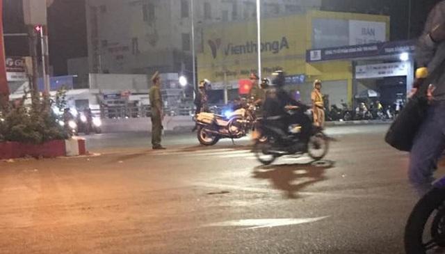 """Hàng loạt xe máy """"đi bão"""" sau trận thắng của U22 Việt Nam bị tạm giữ - Ảnh 5."""