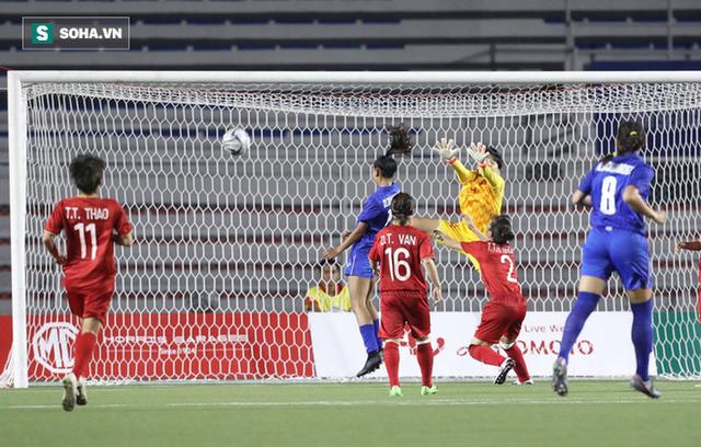 Hạ Thái Lan bằng độc chiêu, Việt Nam giành tấm HCV SEA Games sau trận cầu vô cùng quả cảm - Ảnh 5.