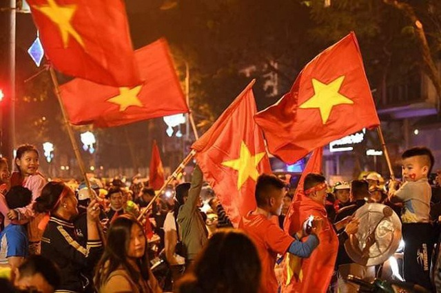 """Hàng loạt xe máy """"đi bão"""" sau trận thắng của U22 Việt Nam bị tạm giữ - Ảnh 6."""