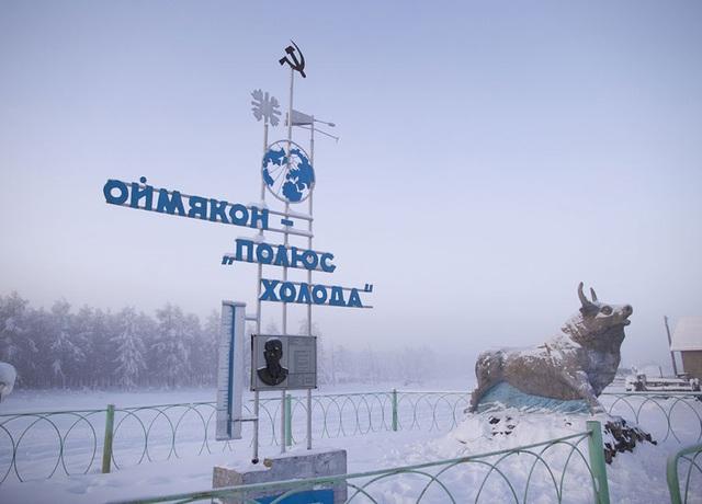 Ghé thăm ngôi làng lạnh nhất thế giới, nhiệt độ xuống tới -71,2 độ C hở cái gì ra là đóng băng cái ấy - Ảnh 6.