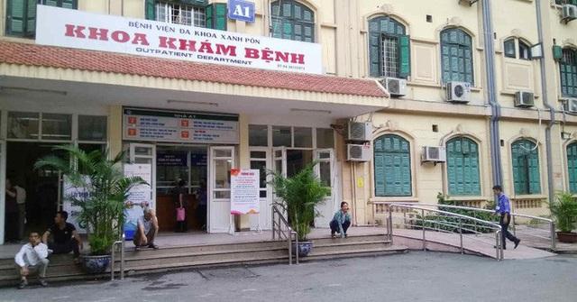 Đình chỉ 3 nhân viên Bệnh viện Xanh Pôn vì nghi án gian lận xét nghiệm HIV và viêm gan B  - Ảnh 1.