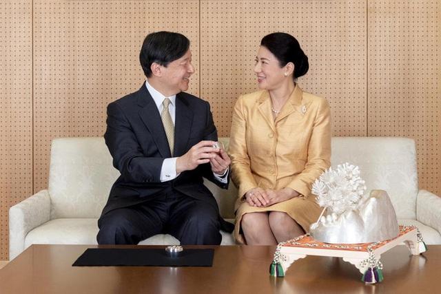 Hoàng hậu Masako khoe vẻ đẹp rạng rỡ cùng khí chất hơn người trong bộ ảnh mới nhân dịp sinh nhật cùng lời gửi gắm chân thành - Ảnh 4.