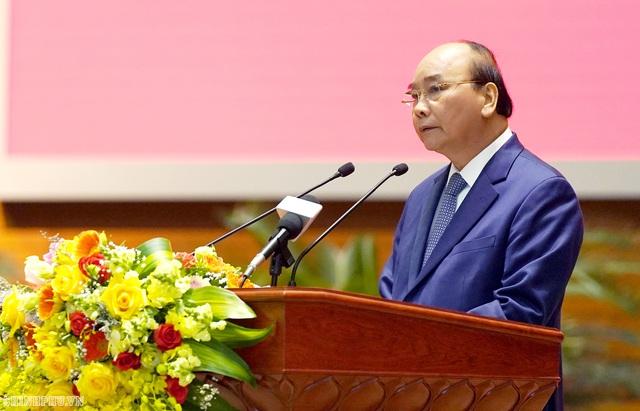 CHÙM ẢNH: Thủ tướng dự Hội nghị Quân chính toàn quân - Ảnh 7.