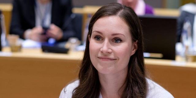Chân dung bà Sanna Marin, vị thủ tướng trẻ nhất trong lịch sử - Ảnh 3.