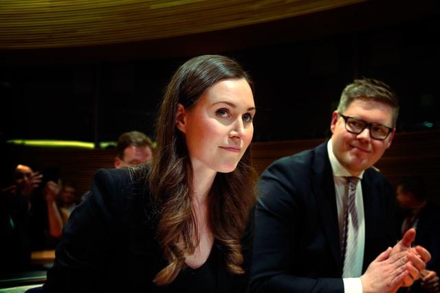 Chân dung bà Sanna Marin, vị thủ tướng trẻ nhất trong lịch sử - Ảnh 4.