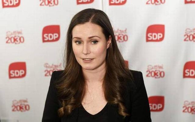 Chân dung bà Sanna Marin, vị thủ tướng trẻ nhất trong lịch sử - Ảnh 6.