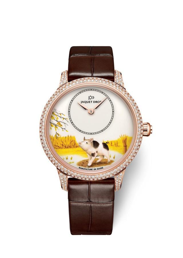 7 mẫu đồng hồ bạc tỷ chào đón năm Kỷ Hợi dành cho giới thượng lưu - Ảnh 5.