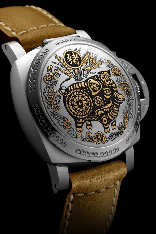 7 mẫu đồng hồ bạc tỷ chào đón năm Kỷ Hợi dành cho giới thượng lưu - Ảnh 3.
