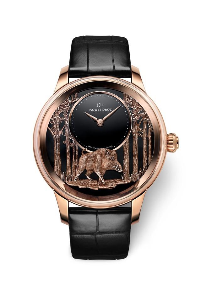 7 mẫu đồng hồ bạc tỷ chào đón năm Kỷ Hợi dành cho giới thượng lưu - Ảnh 6.