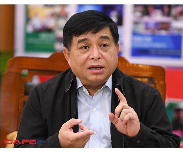 Đầu năm Kỷ Hợi nói chuyện khát vọng thịnh vượng của đất nước cùng Bộ trưởng KHĐT Nguyễn Chí Dũng - Ảnh 6.