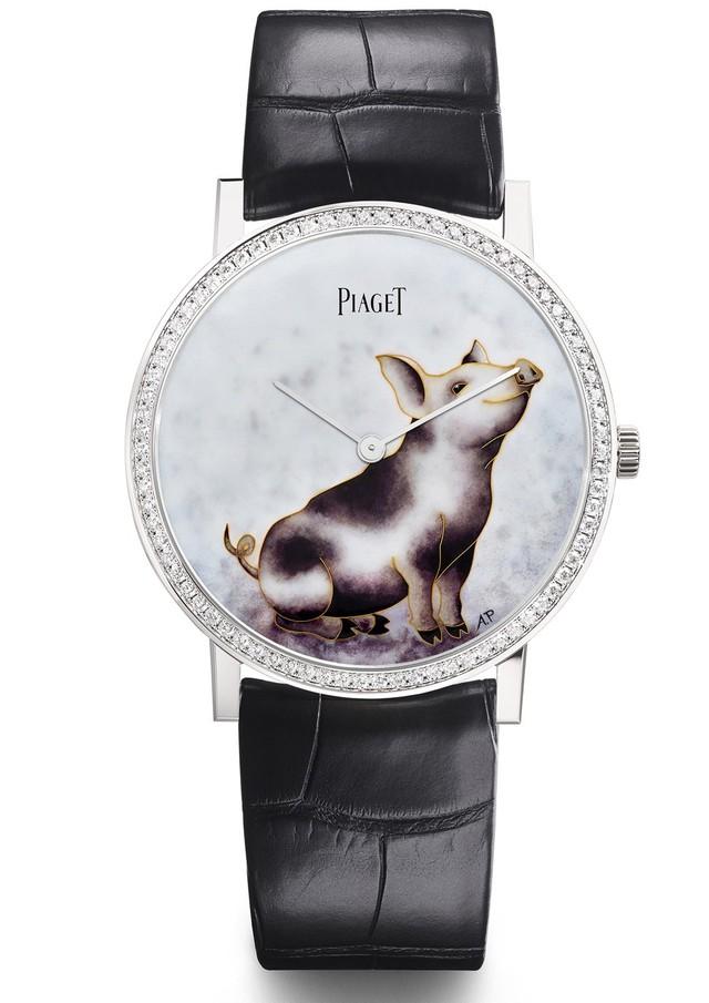 7 mẫu đồng hồ bạc tỷ chào đón năm Kỷ Hợi dành cho giới thượng lưu - Ảnh 4.