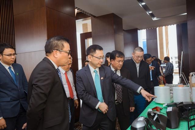 Đại sứ quán Mỹ đến thăm và chúc mừng An Phát Holdings nhân dịp xây dựng nhà máy sản xuất tại Mỹ - Ảnh 1.
