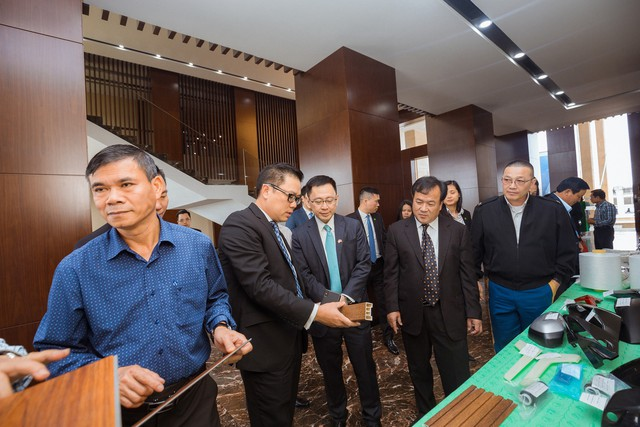 Đại sứ quán Mỹ đến thăm và chúc mừng An Phát Holdings nhân dịp xây dựng nhà máy sản xuất tại Mỹ - Ảnh 2.