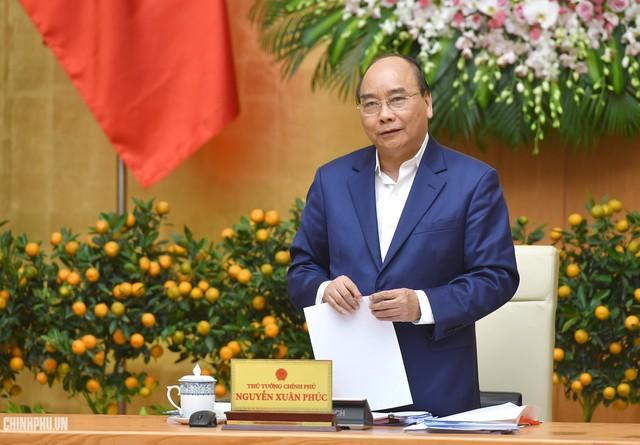Thủ tướng: Thời cơ rất lớn nhưng tuyệt đối không được chủ quan - Ảnh 1.