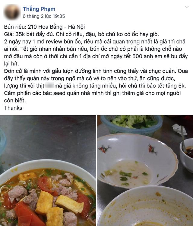 Người Hà Nội, cứ đến Tết là thi nhau đi ăn bún riêu, bún ốc - Ảnh 8.