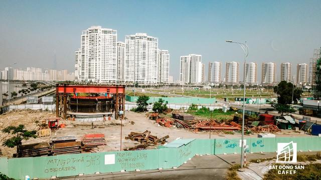 Cận cảnh những dự án giao thông đang làm thay đổi thị trường bất động sản TP.HCM - Ảnh 15.