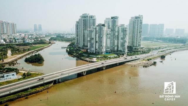 Cận cảnh những dự án giao thông đang làm thay đổi thị trường bất động sản TP.HCM - Ảnh 4.