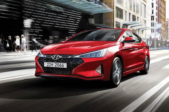 Hyundai Elantra 2019 sắp ra mắt Việt Nam, đấu Mazda3 nhưng Toyota Altis mới đáng lo - Ảnh 3.