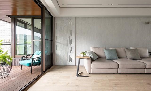 Ngôi nhà mang phong cách mở có 3 thế hệ sống chung - Ảnh 5.