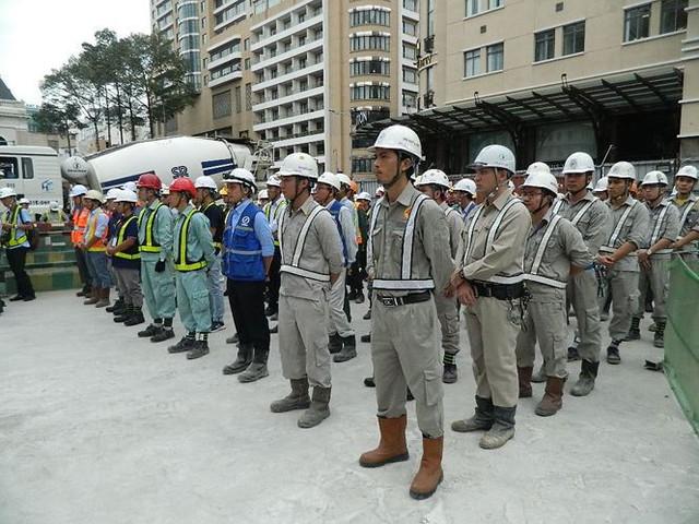 Tuyến metro đầu tiên ở TPHCM hoàn thành trong tháng 10/2020 - Ảnh 1.