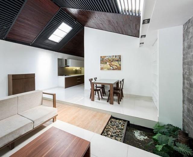 Làm nhà một tầng siêu đẹp với chi phí tiết kiệm chỉ 270 triệu đồng - Ảnh 3.