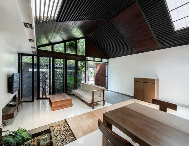 Làm nhà một tầng siêu đẹp với chi phí tiết kiệm chỉ 270 triệu đồng - Ảnh 4.