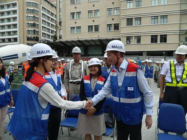Tuyến metro đầu tiên ở TPHCM hoàn thành trong tháng 10/2020 - Ảnh 4.