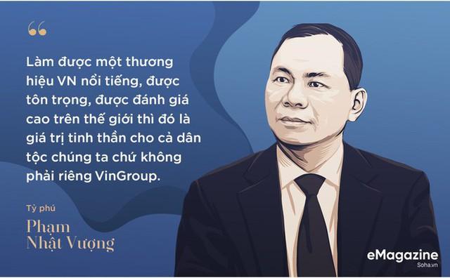 Phạm Nhật Vượng - Trần Bá Dương: Những điểm chung thú vị của 2 tỷ phú đôla - Ảnh 4.