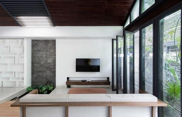 Làm nhà một tầng siêu đẹp với chi phí tiết kiệm chỉ 270 triệu đồng - Ảnh 5.