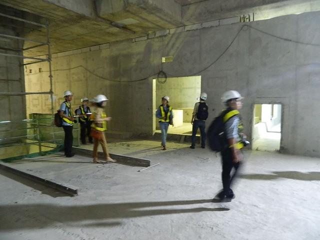 Cận cảnh ga ngầm 4 tầng tuyến metro Bến Thành – Suối Tiên - Ảnh 6.