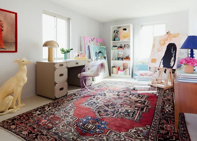 Nội thất dành cho chủ nhà yêu thích sự sắc nét và trật tự - Ảnh 11.