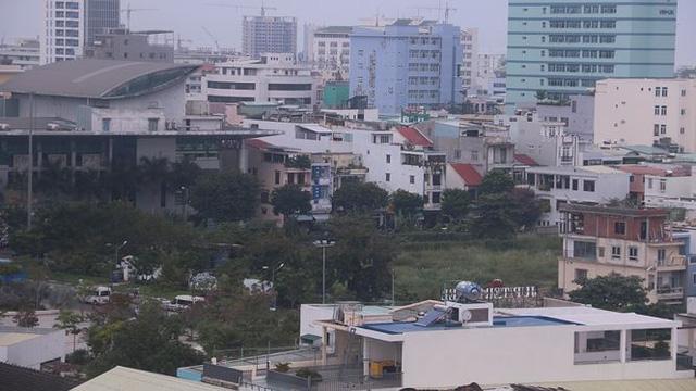 Bên trong siêu dự án tháp đôi treo 10 năm, Đà Nẵng tính thu hồi - Ảnh 4.