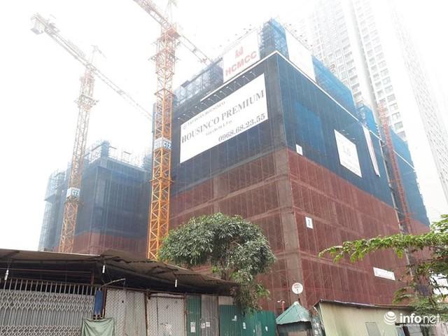 Hà Nội: Nhiều công trường dự án vẫn im lìm nghỉ Tết - Ảnh 5.