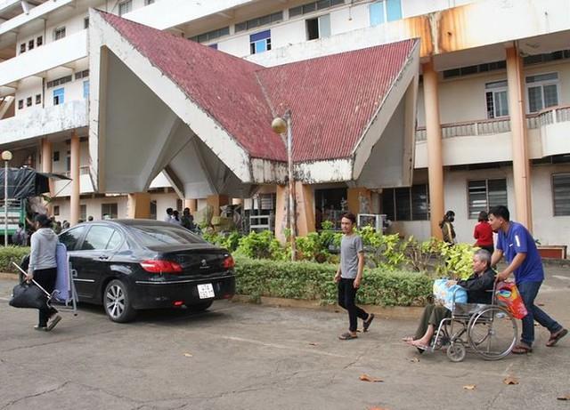 Di dời Bệnh viện đa khoa tỉnh Đắk Lắk - Ảnh 6.