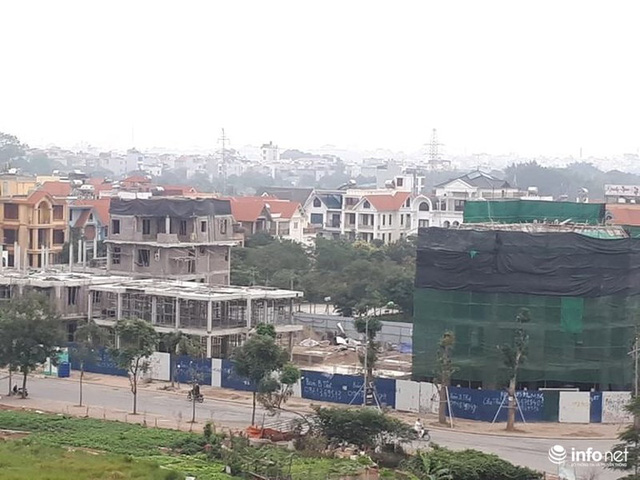 Hà Nội: Nhiều công trường dự án vẫn im lìm nghỉ Tết - Ảnh 6.