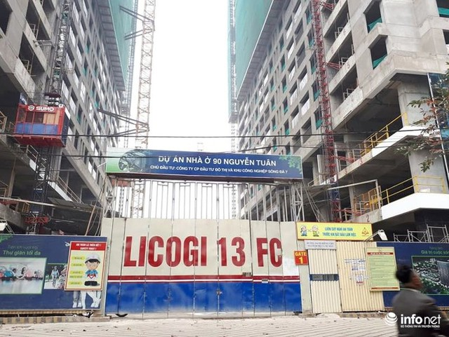 Hà Nội: Nhiều công trường dự án vẫn im lìm nghỉ Tết - Ảnh 7.