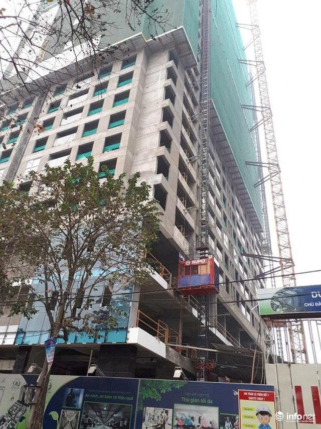 Hà Nội: Nhiều công trường dự án vẫn im lìm nghỉ Tết - Ảnh 8.