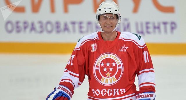 Tổng thống Putin muốn trở thành VĐV khúc côn cầu sau khi kết thúc nhiệm kỳ - Ảnh 1.