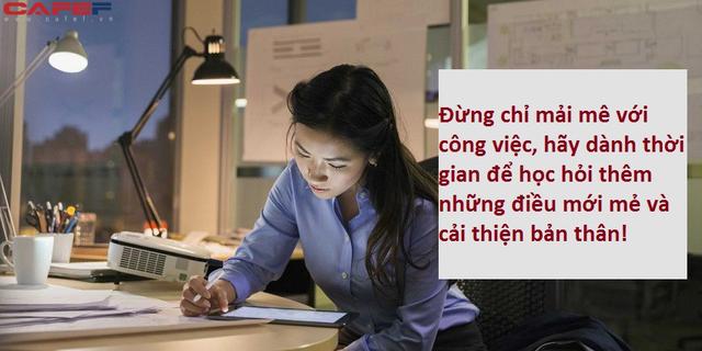Quy tắc 5 giờ: Dù là sếp lớn hay chỉ phận nhân viên quèn, hãy tận dụng thời gian để làm việc này mỗi tuần, bạn sẽ ngạc nhiên về kết quả thu được - Ảnh 2.