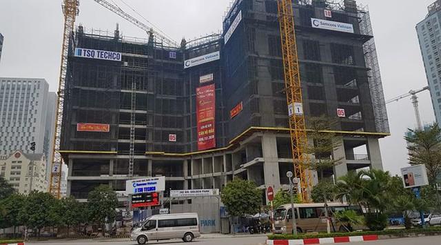 HoREA lo ngại áp trần lãi vay đối với DN bất động sản